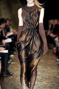 Donna Karan at New York Fashion Week Fall 2013