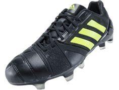 cdf229606d adidas Nitrocharge 1.0 TRX FG Soccer Cleats - Black with Solar  Slime...Available