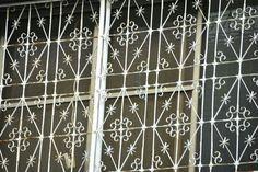 Front Door Design Wood, Window Design, Grill Gate Design, Jaali Design, Decorative Screen Panels, Plasma Cutter Art, Wrought Iron Stair Railing, Mid Century Modern Colors, Garden Fence Panels