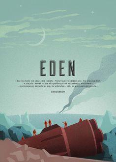 Okładki science fiction Stanisław Lem