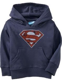 For your little Super Man -- DC Comics™ Superhero Hoodies for Baby | @OldNavy