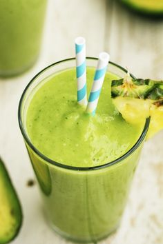 how to make island green tropical smoothie
