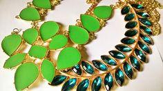 Beauty & Beyond: Some Greens & Blues from Flipkart