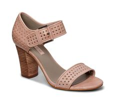 Just LOVE these high heeled sandals!