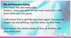 love gives me hope stories - Google Search