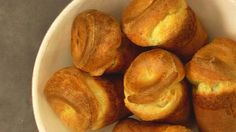 Like these cook ahead popovers! Popovers | Yorkshire Puddings  Recipe Text | Rouxbe Cooking School