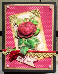MMTPT257 Lizzie Does Digi by I love rubber - Cards and Paper Crafts at Splitcoaststampers