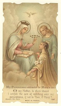Holy Card, undated by Sam Fam, via Flickr