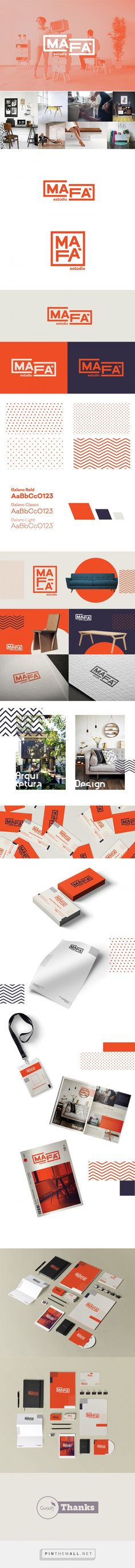 Mafá on Behance... - a grouped images picture - Pin Them All