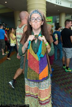 Sybill Trelawney #MegaCon2014