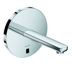 REUTER Shop recommends: Kludi ZENTA electronic basin fitting, round escutcheon, w/out temperature control handle projection: 190 mm 3850305 ✓ with Best Price Guarantee. Basin Mixer, Bar, Electronics, Products, Taps, Consumer Electronics, Gadget