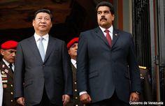 Venezuela se jacta de buenas relaciones con China