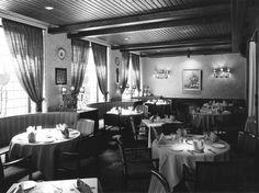 Hotel Torni, Balkan restaurant,Helsinki. Photo: Kari Hakli 1979.