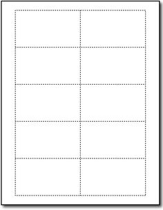 Card Templates For Word Business Cards Templates Word Blank Business Card Template, Ms Word Printable Punch Cards Template Word Excel Templates, Flash Card Template Free Printable Flashcards For Learning, Free Printable Business Cards, Printable Playing Cards, Free Printable Card Templates, Label Templates, Design Templates, Printable Flashcards, Free Printables, Avery Business Cards, Small Business Cards