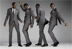 Usain Bolt cleans up well, Congratulations Usain
