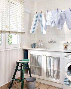 Ideas para organizar tu centro de lavado