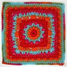 Afghan Patterns Moogly CAL 2018 Block 21 is super textured, gorgeous, and free courtesy of Oombawka Design! Get all 24 free afghan squares for 2018 on Moogly! Crochet Motif Patterns, Crochet Pillow Pattern, Crochet Blocks, Granny Square Crochet Pattern, Afghan Crochet Patterns, Crochet Squares, Granny Squares, Crochet Afghans, Crochet Granny