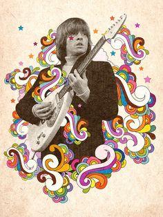 Beatles, Graphic Design Illustration, Illustration Art, 60s Art, 60s Patterns, Los Rolling Stones, Punk, Heart Art, Rock Art