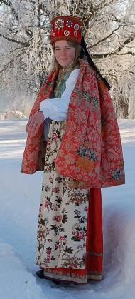 Hallingbunad, Bunadmester Vibekes Hjønnevåg, Gamle Nes, Nesbyen i Hallingdal, Buskerud
