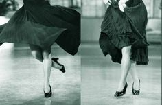 First , these are dance shoes. How did she keep the pumps w/o straps on her feet ? Lots of suede on blog.Ginger Rogers favourite shoe fashions in 1936