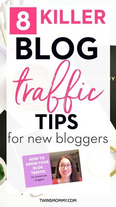 OMG! These blog traffic tips are amazing. If you're a new blogger, check out these blogging ideas to help you boost blog traffic | mom blogger | blogging tips | new blogger | blogging ideas