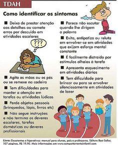 O Transtorno do Déficit de Atenção com Hiperatividade (TDAH)