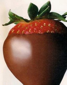 Incredibly yummy treat! Locally grown, sun-ripened strawberries, dipped in real chocolate!