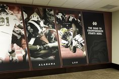 Mississippi State University – Leo Seal Jr. Football Complex  | @Advent | Nashville, TN