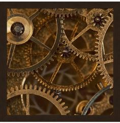 Metaverse Copper Cogs Close 2 by Tom Quartermaine Framed Art Ski Shop, Cogs, Mens Gift Sets, Baby Clothes Shops, Framed Wall Art, Giclee Print, Steampunk, Bronze, Machine Age