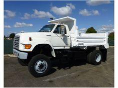 4x4 5yard dump trucks | 1998 FORD F800 Single Axle Dump Truck - Big Truck & Equipment Sales ...