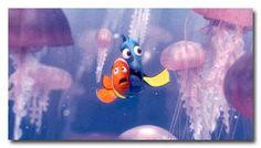 Finding Nemo - jellyfish