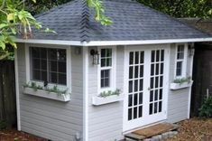Amazing Shed Plans - Shed Plans, Backyard Building Plans :: Summerwood Shed Blueprints Now You Can Build ANY Shed In A Weekend Even If You've Zero Woodworking Experience! Start building amazing sheds the easier way with a collection of shed plans! Garden Shed Kits, Diy Shed Kits, Garden Tools, Pool Shed, Backyard Sheds, Rustic Backyard, Building A Shed, Building Plans, Building Design