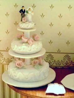 how to: wedding cake