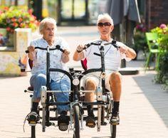 Canada's version of Hogewey dementia village recreates 'normal' life ||| CBC News