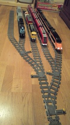 Our train collection