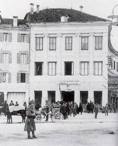 Palazzo Cappellari della Colomba, ora ACI Belluno Dolomiti Veneto Italia da Belluno e la sua storia https://www.facebook.com/groups/350195298472781/?ref=ts&fref=ts