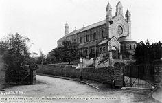 St Paul's Church c 1900  where i was married