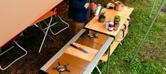ultimate camp kitchen