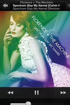 Spectrum (Say My Name) - Florence + The Machine