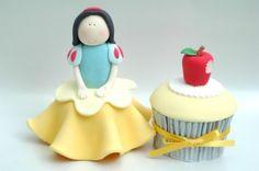 Gillar du cupcakes, detta är något annat http://blish.se/fa8b69f7d9 #cupcakes #bakning #disney #blish