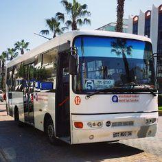 lauluni sadepäivän varalle: Bussilla liikkuminen Alanyassa #alanya #turkki #turkey #travel