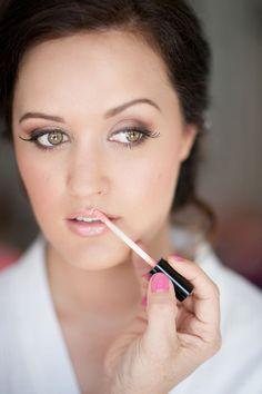 beautiful natural bridal makeup ~ we ❤ this! moncheribridals.com