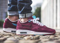 Nike Air Max 1 Parra x Patta - 2010 (by 8_november)