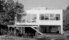Casa Domínguez   Alejandro de la Sota   Poio (1976)