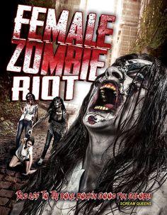 Amazon.com: Female Zombie Riot!: Pete Bennett, Dani Thompson, Simon Oliver, Warren Speed, Chris Greenwood: Movies & TV