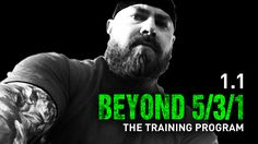 Beyond Program Extreme Training Demands Extreme Results, by Jim Wendler - 5 weeks of workouts Strength Training Program, Training Programs, Workout Programs, Workout Schedule, Post Workout, Fit Board Workouts, Gym Workouts, Weight Training, Weight Lifting