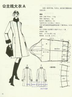#ClippedOnIssuu from Japandengliusfashionmodelingprocess5chineseedition STEP BY STEP CONSTRUCTION COAT