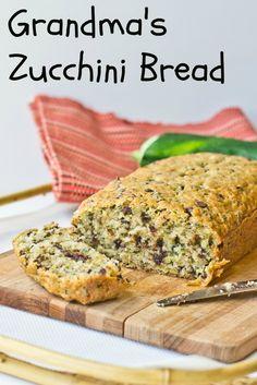 Grandma's Zucchini Bread on MyRecipeMagic.com. This is our family zucchini bread recipe...from my great-grandma! Read more at http://myrecipemagic.com/recipe/recipedetail/grandmas-zucchini-bread#YGRkAzVjfvHf9q6M.99