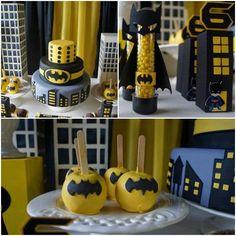 Lumiart Lembranças Personalizadas: 30 Ideias para Festa do Batman Grátis 20 Templates do Tema