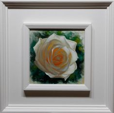 4 - Forest Rose - Oil Painting - SOLD